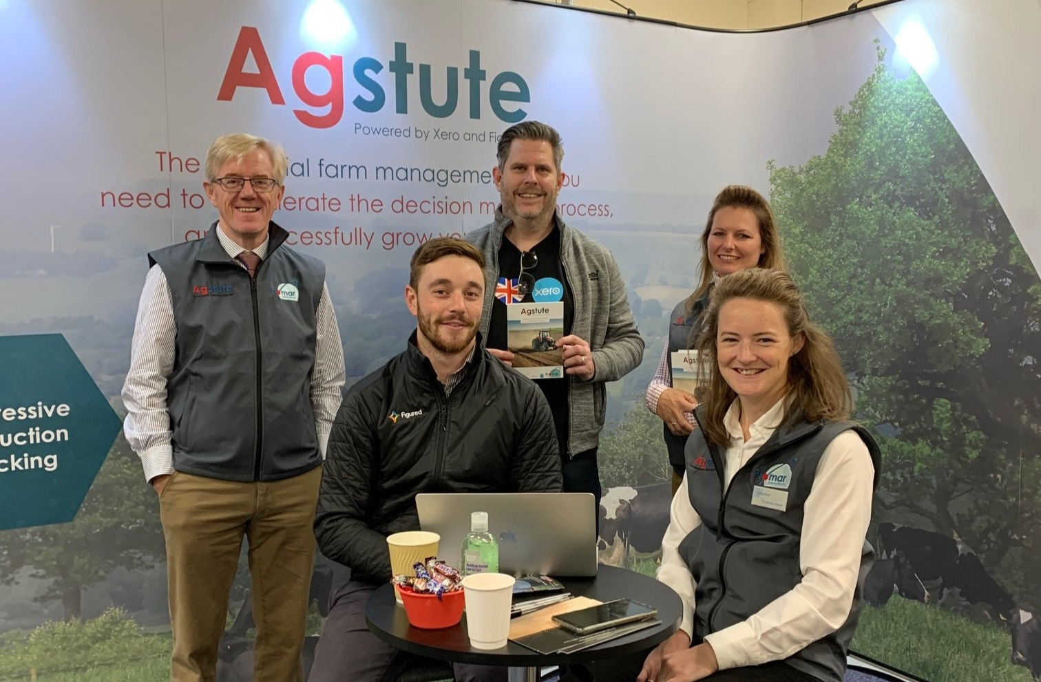 Promar unveils Agstute, powered by Xero and Figured in UK