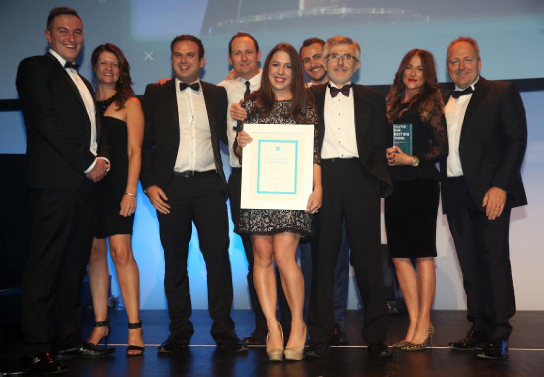 Figured picks up Award at Xero NZ Partner Awards