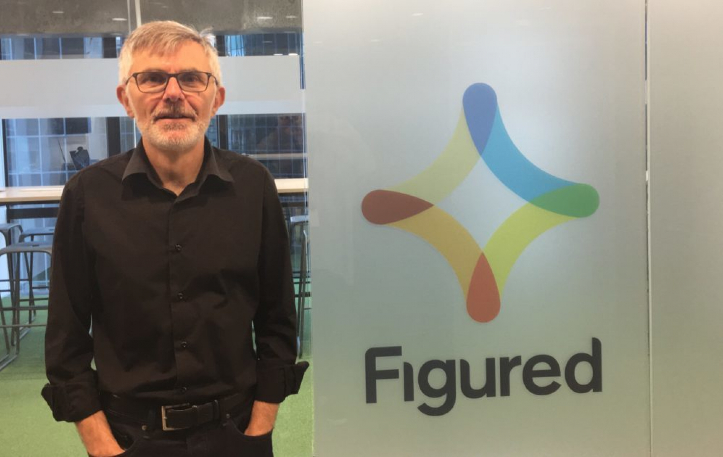 Figured announces new CEO, Dave Dodds
