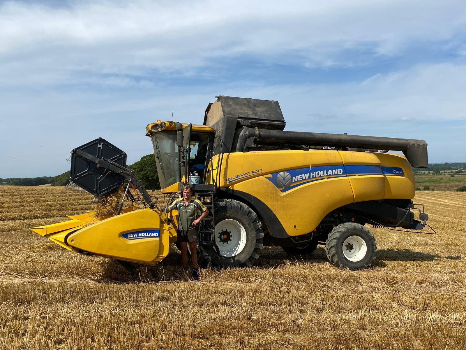 Taking stock of UK harvest season 2021: A mixed-farm perspective