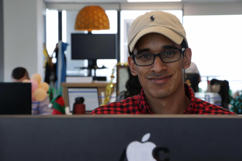 Meet the team: Suds, Customer Success Specialist
