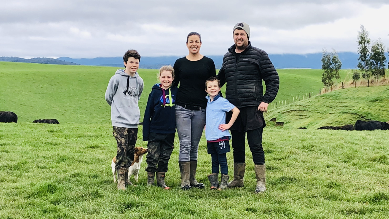 Why Fairfield Eastern Bush switched their family farm to Figured & Xero
