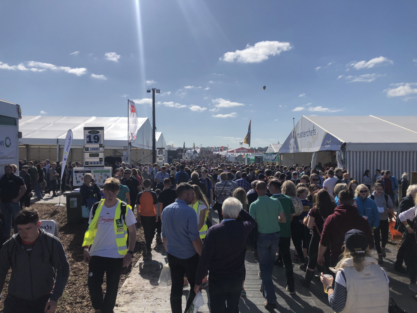 Irish National Ploughing Champs - The Connected Community