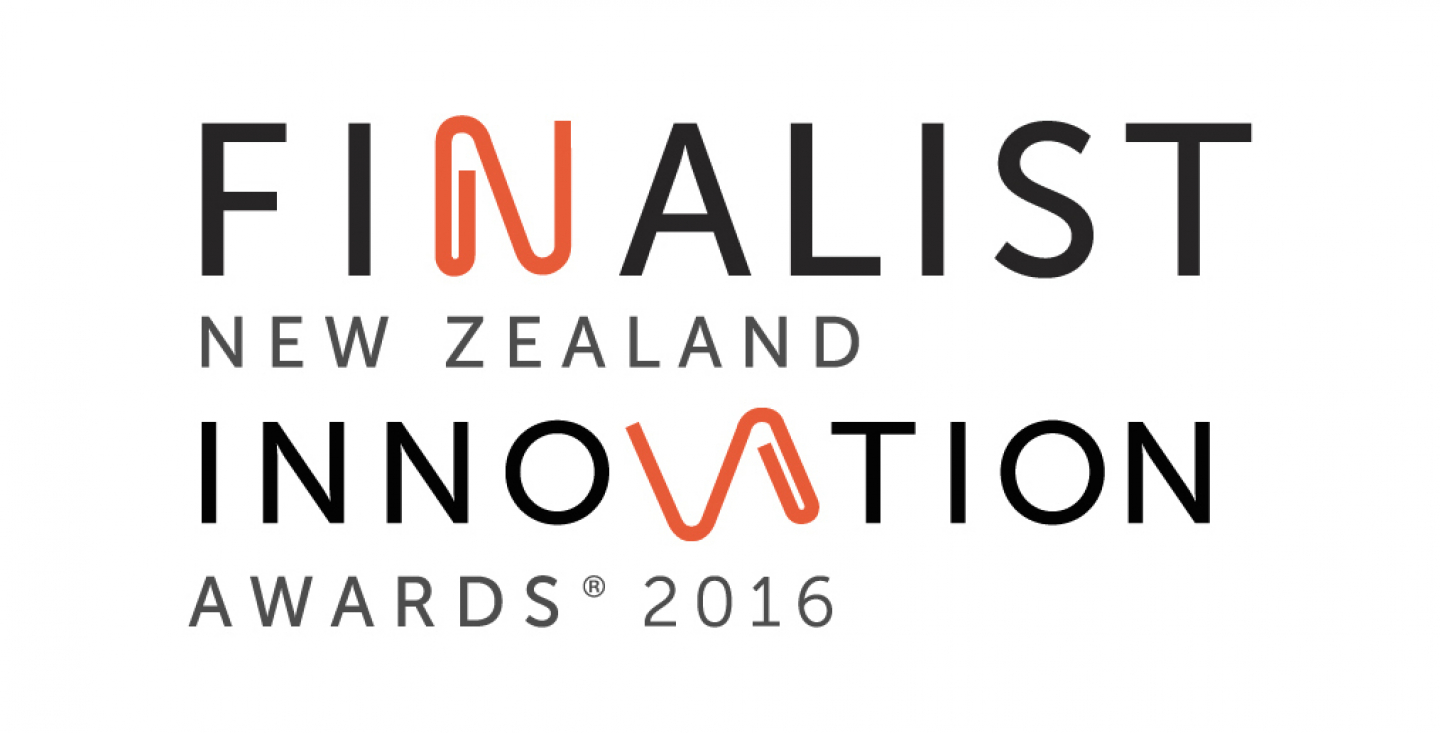Figured named as finalist in the New Zealand Innovation Awards 2016
