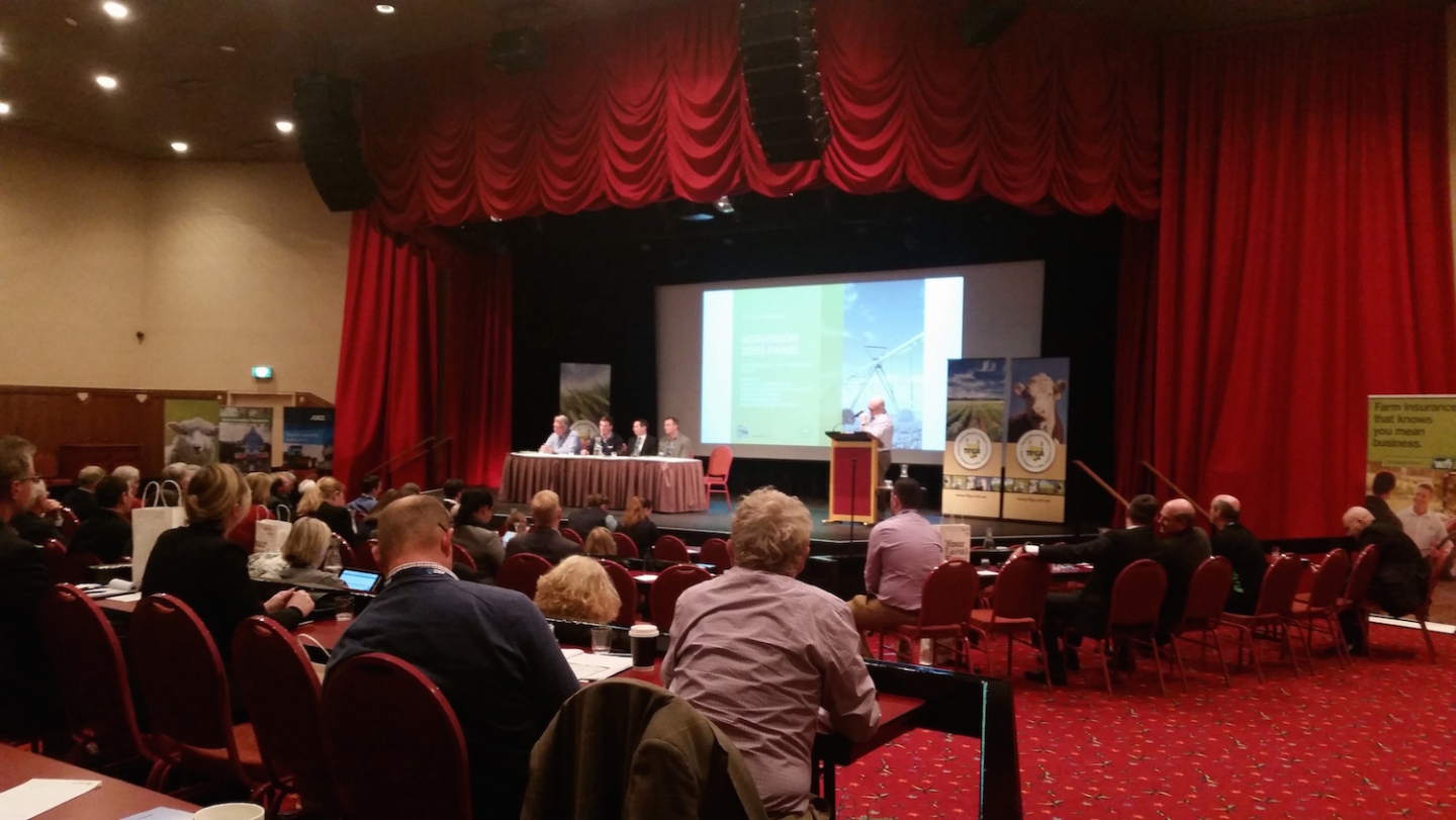 Key insights from the Tasmanian Farmers & Graziers Conference 2016