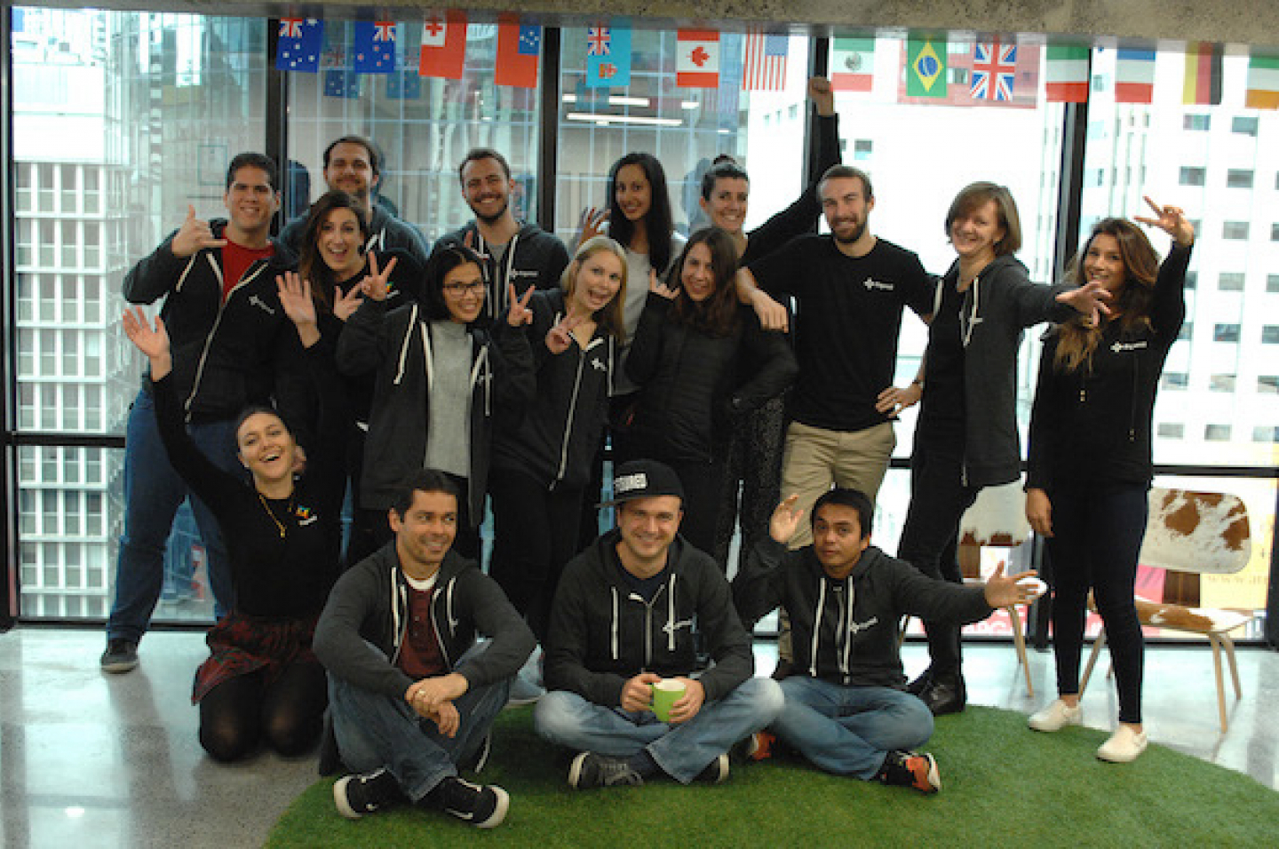Accidentally Diverse: How hiring for culture resulted in a highly diverse team