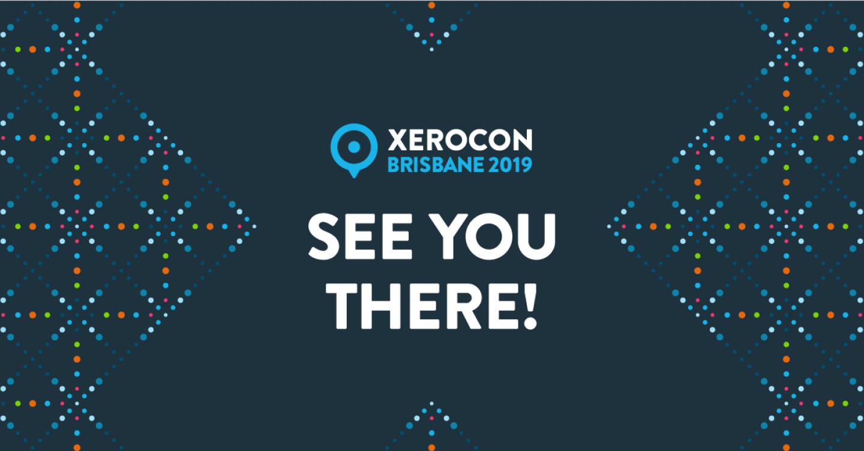 You, us, Xerocon Brisbane - it's a date.